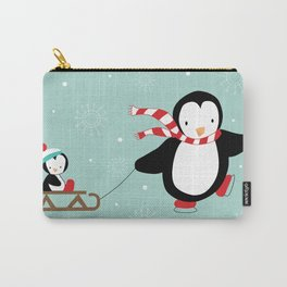 Sled Ride Carry-All Pouch