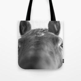 Bay Face I Tote Bag