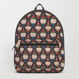 A Christmas Carol (Patterns Please) Backpack