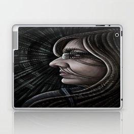 BT Looking Left Laptop & iPad Skin