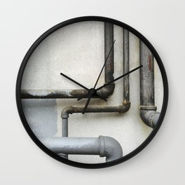 Ideas in Numbers I Wall Clock