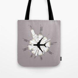 Urban GeoMetric Tote Bag