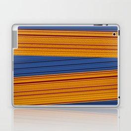 Sunrise Spot Weave Laptop & iPad Skin