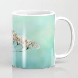 turquoise morning Coffee Mug