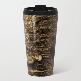 Mud Man Travel Mug