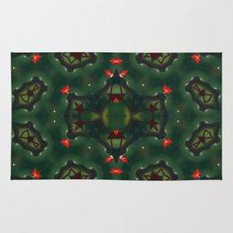 Floral pattern #005 Rug