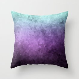 Abstract XI Throw Pillow