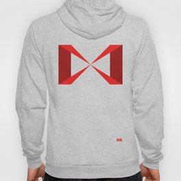 Simple Construction Red Hoody