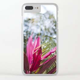 FL Color Pop Clear iPhone Case