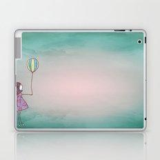 One Ballon Laptop & iPad Skin
