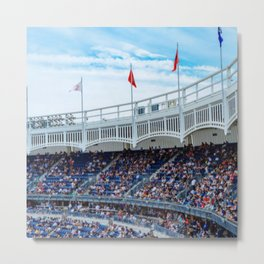 New York city Yankee Stadium Metal Print