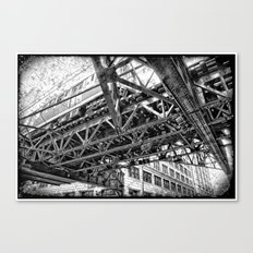Looking Up by: Augle Canvas Print