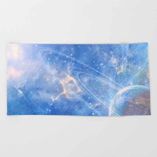 Planet Beach Towel