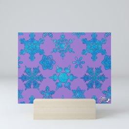 White Winter Hymnal Mini Art Print