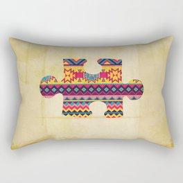 You Complete Me Rectangular Pillow