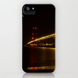 River of Gold- Humber Bridge iPhone Case