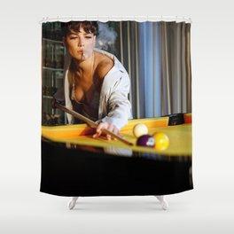 Halsey 69 Shower Curtain