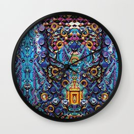 Permatriptribute Wall Clock