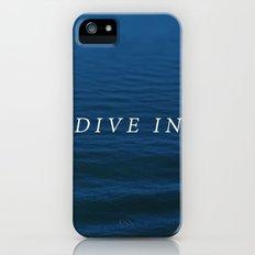 DIVE IN Slim Case iPhone (5, 5s)