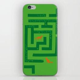 rävar ny iPhone Skin