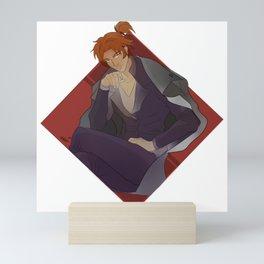 Boss Mini Art Print