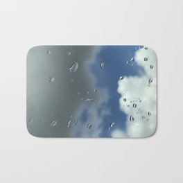 A Wet Summer Bath Mat