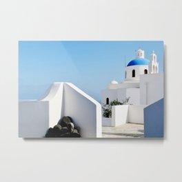Greece Metal Print