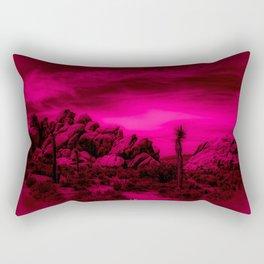 Joshua Tree #36 Rectangular Pillow