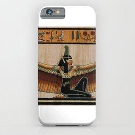 Maat iPhone Case