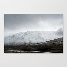 September snow Canvas Print