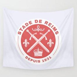 Stade de Reims Wall Tapestry