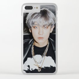 EXO - Chanyeol Clear iPhone Case