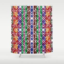 Mariposa Inka Shower Curtain