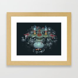 Sisters Framed Art Print