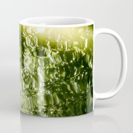 Reflecting Greens Coffee Mug