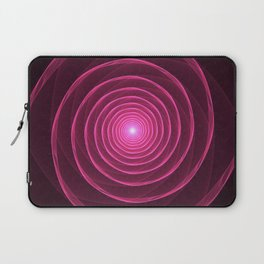 Rows of a Rose Laptop Sleeve