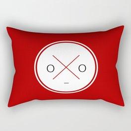 Cray. Rectangular Pillow