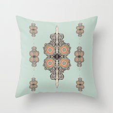 Onism Throw Pillow