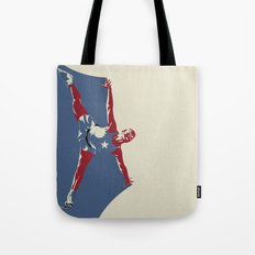 Skates for Victory Tote Bag