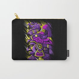 Psychedelic maya Carry-All Pouch