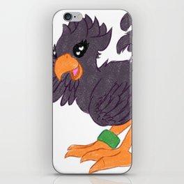 Black Chocobo iPhone Skin