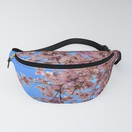 Pink Cherry Blossom Tree 2 Fanny Pack