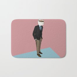 IT'S MORNING AND I THINK OF YOU Bath Mat