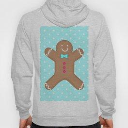 Yummy Gingerbread Man Cookie Hoody
