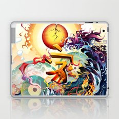 Japan Earthquake 11-03-2011 Laptop & iPad Skin
