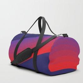Amethyst Wave Duffle Bag