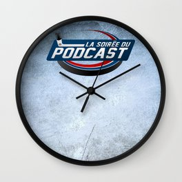 La Soirée du Podcast Wall Clock