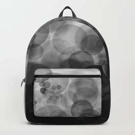 B&W Spotted1 - Reverse Backpack