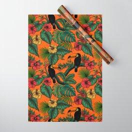 Toucan garden  2  Wrapping Paper