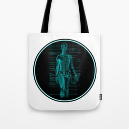 Always Learning: Awesome Anatomy Tote Bag